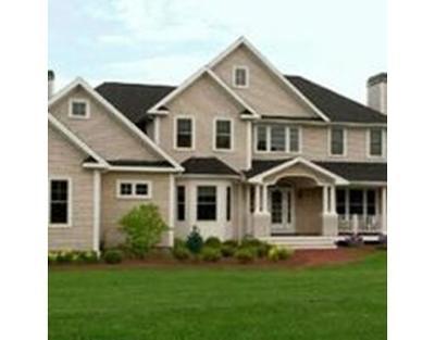 Rehoboth Single Family Home For Sale: Lot 3 Starr Lane