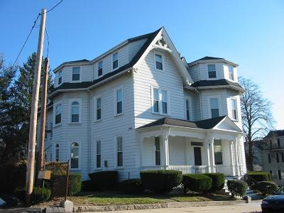 Fall River Multi Family Home For Sale: 163 Winter St.