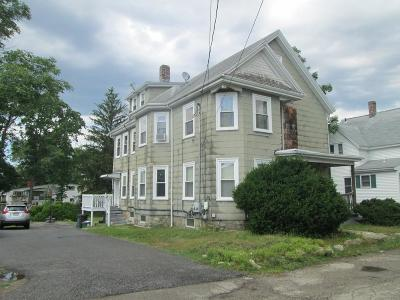 Brockton Multi Family Home Under Agreement: 14 Berglund Avenue