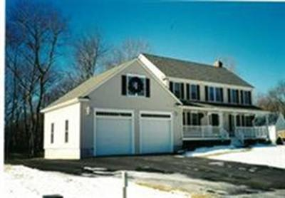 Abington Single Family Home Under Agreement: Lot 3 Cynthia Road