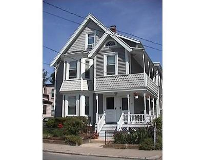 Multi Family Home Sold: 92-92a Oakton Ave