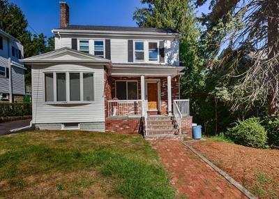 Arlington Rental For Rent: 45 Walnut Street