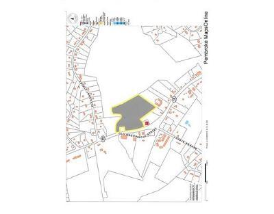 Pembroke Residential Lots & Land For Sale: 346 Washington Street