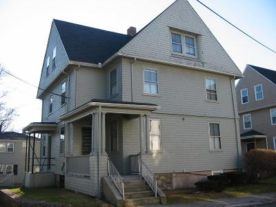 Fall River Multi Family Home For Sale: 435 Cherry St.