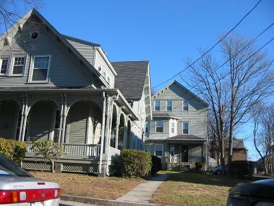 Fall River Multi Family Home For Sale: 121/127 Winter St.