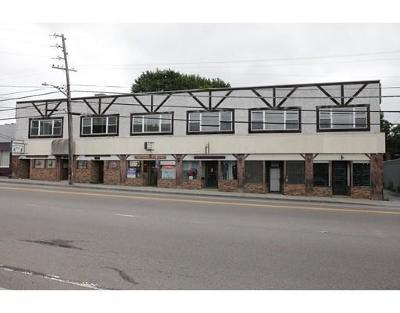 Commercial For Sale: 1100 County St