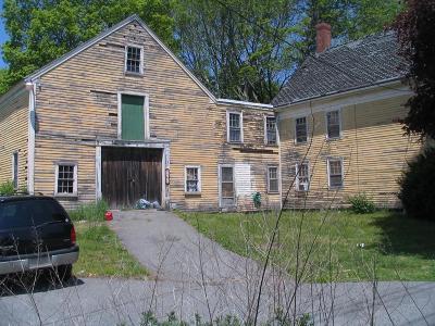 Abington Multi Family Home Under Agreement: 228 Washington