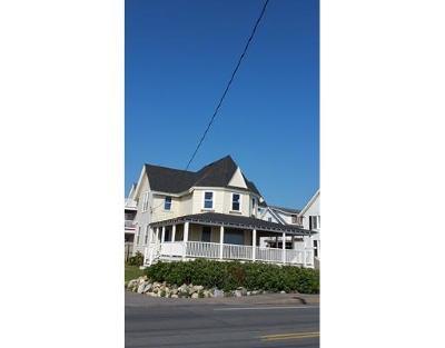 Marshfield Single Family Home For Sale: 355 Ocean Street