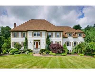 Medfield Single Family Home For Sale: 7 Clayton Street
