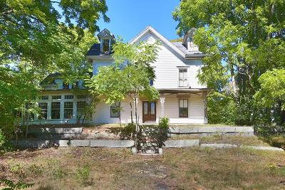 Acton Single Family Home For Sale: 615 Massachusetts Ave