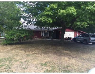 Brockton Single Family Home Under Agreement: 72 Debbie Rd