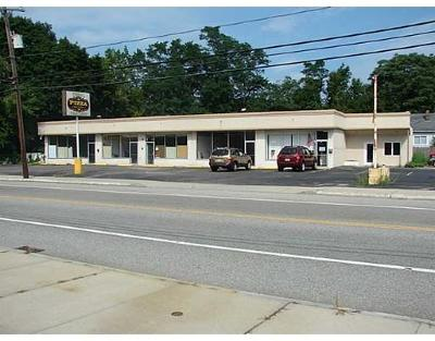 RI-Kent County Commercial For Sale: 1237 West Shore Rd