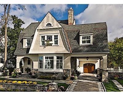 Needham Single Family Home Under Agreement: 61 Fair Oaks Park