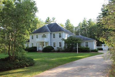 Kingston Single Family Home For Sale: 83 Longwood Cir