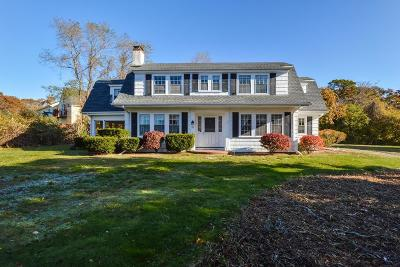 MA-Barnstable County Single Family Home For Sale: 19 Racing Beach Ave