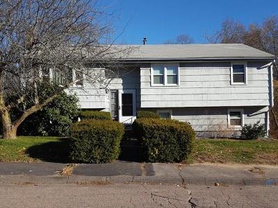 Randolph Single Family Home Under Agreement: 42 Frederickson