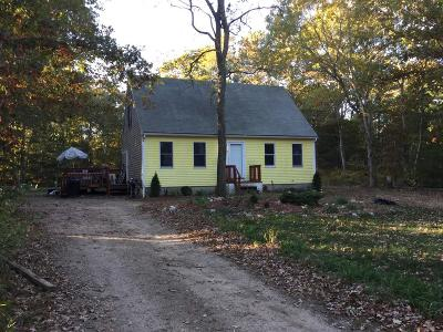 Mashpee Single Family Home Under Agreement: 14 Coombs Ln