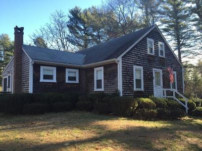 Duxbury Single Family Home Under Agreement: 1 Lincoln St