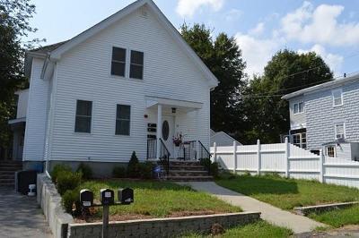 Taunton Condo/Townhouse For Sale: 3 Barton St #3