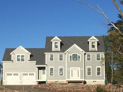Canton Single Family Home Under Agreement: 110 Saddleback Lane (Lot 13)