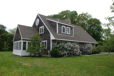 Duxbury Single Family Home For Sale: 4 Russell Rd