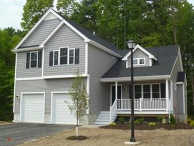 Norwell Single Family Home Under Agreement: 14 Hillcrest Circle(130 Tiffanyrd