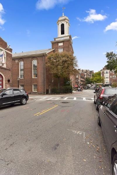 Condo/Townhouse For Sale: 125 Mount Vernon Street #1