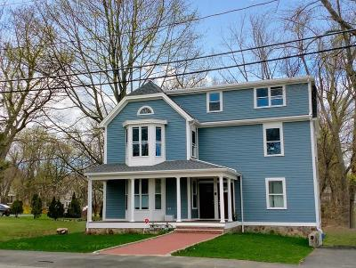 Wayland Single Family Home For Sale: 45 West Plain Street #2