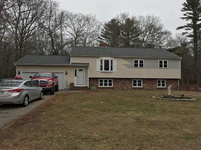 Middleboro Single Family Home Extended: 541 Wareham St