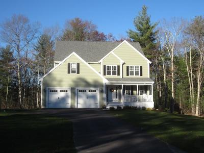 Abington Single Family Home For Sale: Plan D Veterans Place