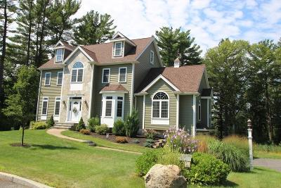 Abington Single Family Home For Sale: Plan E Veterans Place