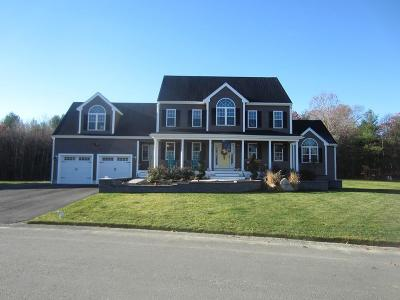 Abington Single Family Home For Sale: Plan G Veterans Place