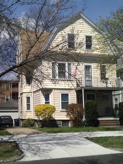 Somerville Multi Family Home Under Agreement: 78 Fellsway West