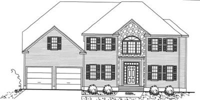 Holliston Single Family Home Under Agreement: Lot 42 Old Cart Path