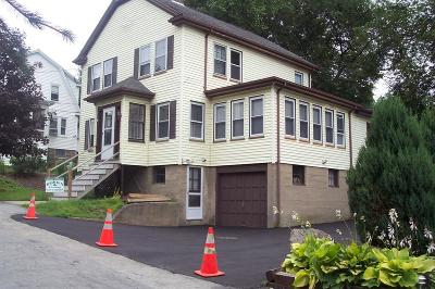 Braintree Multi Family Home Under Agreement: 34-36 Faulkner Place
