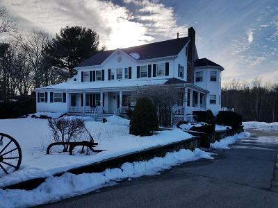 Brockton Single Family Home For Sale: 204 Sumner St W