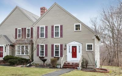 Scituate Single Family Home Under Agreement: 185 Beaver Dam Road #185