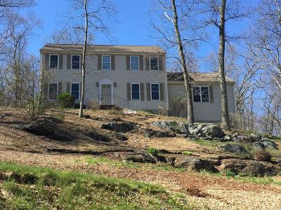 Millville Single Family Home Under Agreement: 615 Chestnut Hill Rd