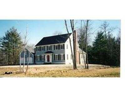 Abington Single Family Home Under Agreement: Lot 38 Cynthia Road