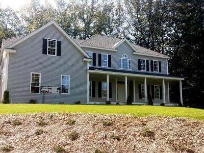 Holliston Single Family Home For Sale: Lot 76 Old Cart Path