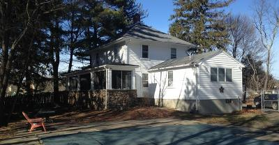 Braintree Single Family Home For Sale: 625 Union Street