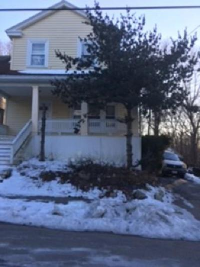 Milton Single Family Home For Sale: 37 Cheever St