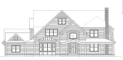 Wayland Single Family Home Under Agreement: Lot 5 Michael Rd