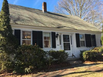 Scituate Single Family Home Price Changed: 36 Cornet Stetson Rd