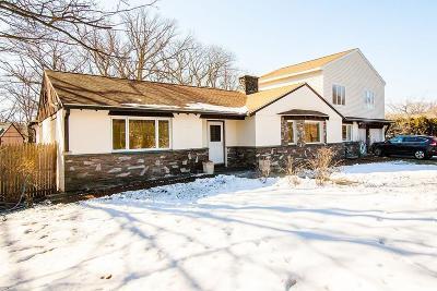 Brookline Single Family Home For Sale: 945 Hammond St