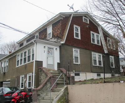 Wakefield Multi Family Home For Sale: 7 Wiley Pl
