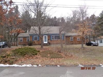 Framingham Single Family Home Reactivated: 38 Little Farms Rd