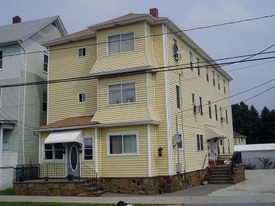 Fall River Multi Family Home For Sale: 1016 Eastern Avenue