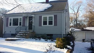 Rockland Single Family Home Under Agreement: 29 Hatherly Rd