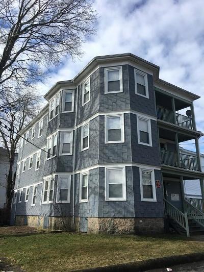 Brockton Multi Family Home For Sale: 180 Green Street